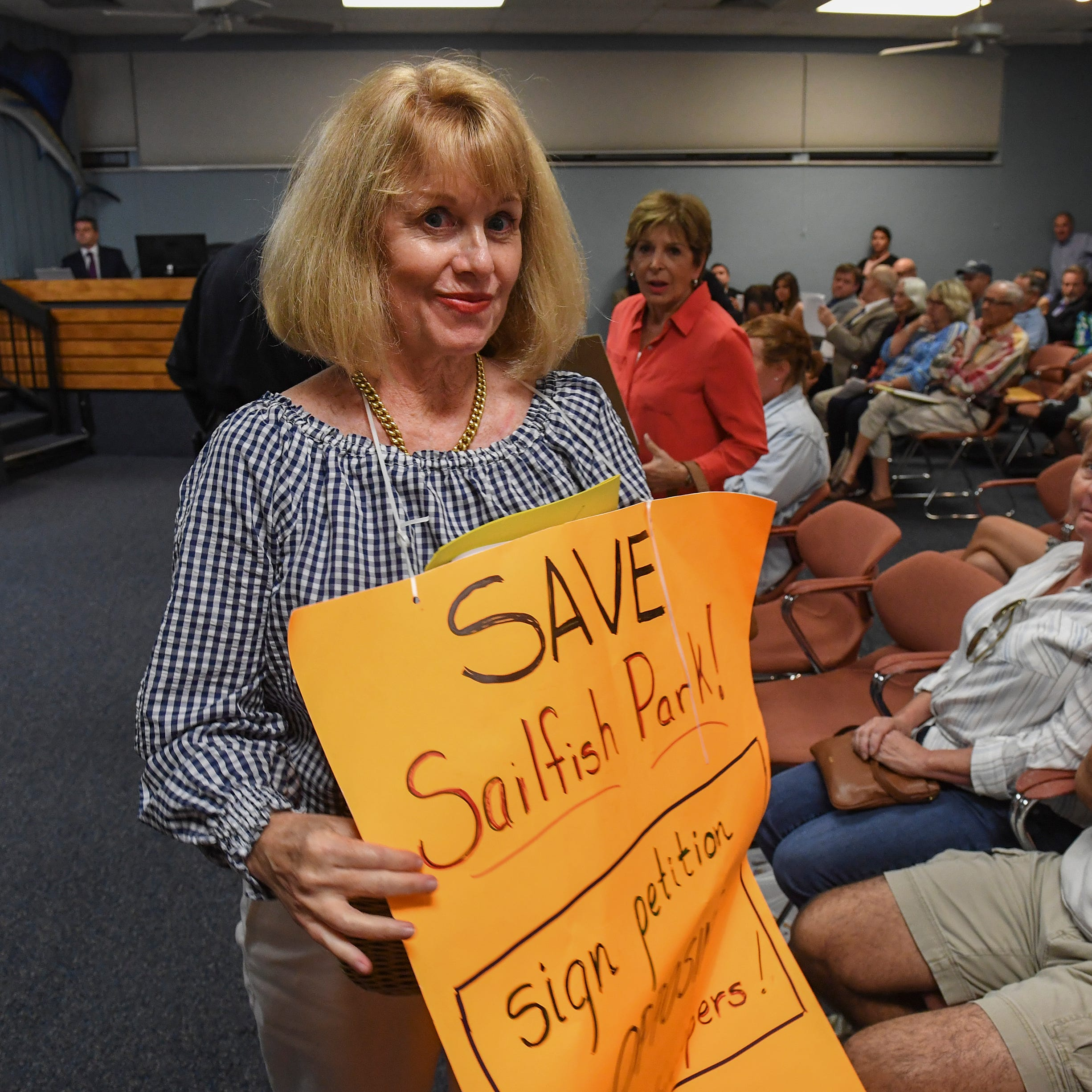 Stuart commissioners vote to keep Sailfish Park ballfields for baseball players