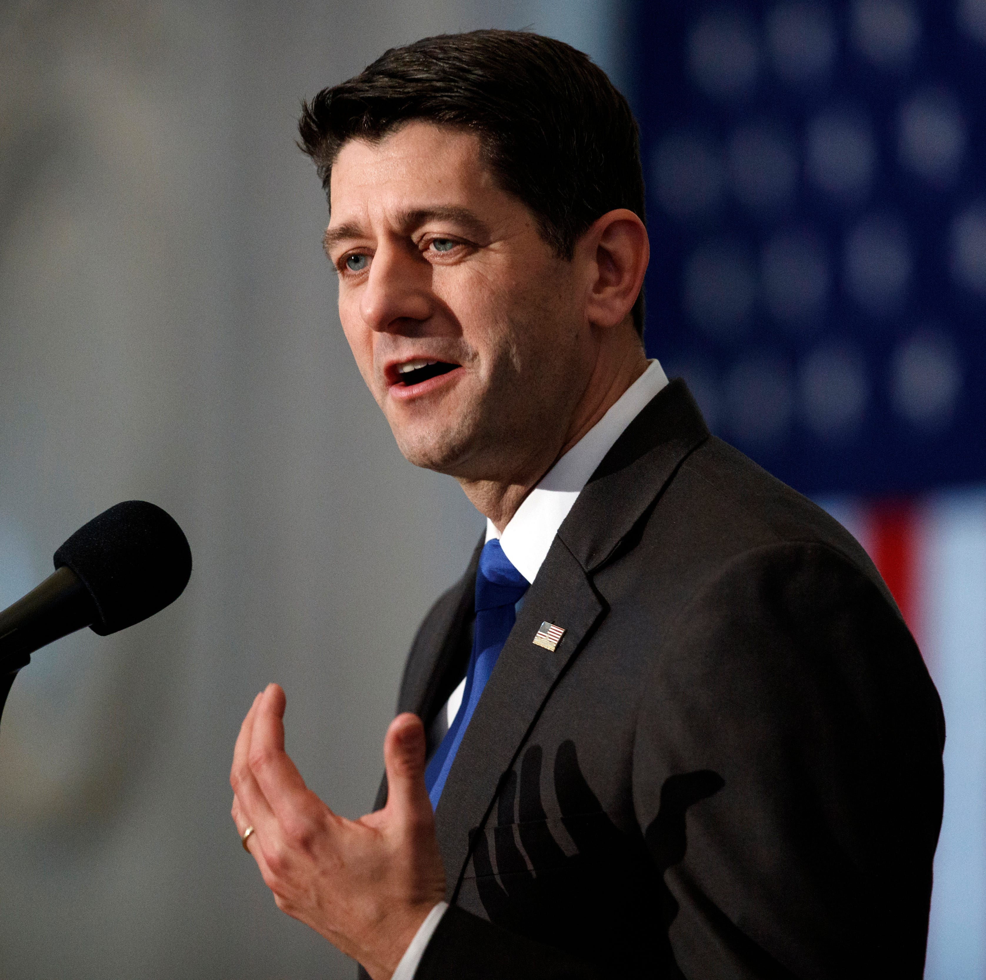 Former House Speaker Paul Ryan focuses on policy, gridlock in Vero Beach lecture