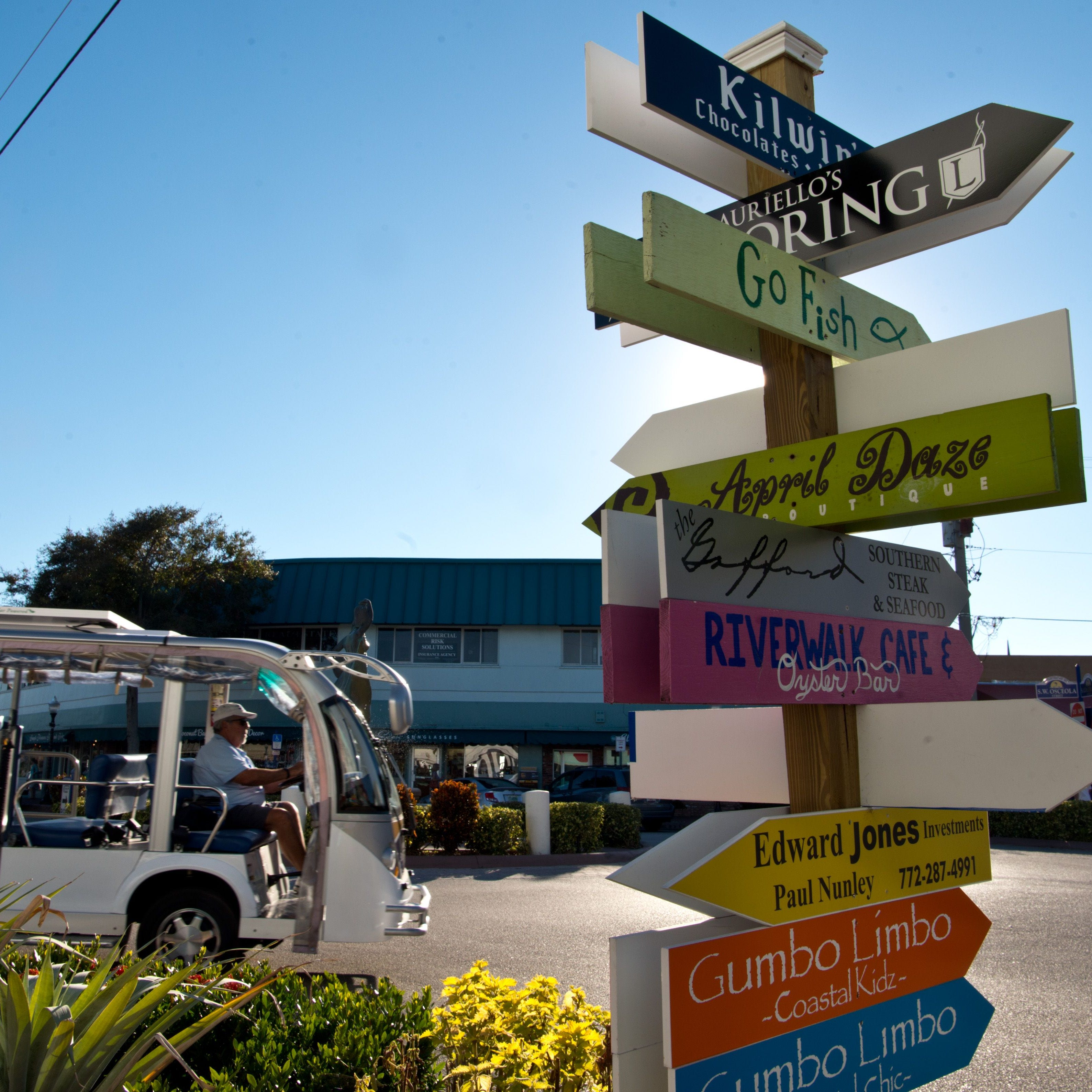 What's the tram worth to the city of Stuart (and how much are you willing to pay for it)?