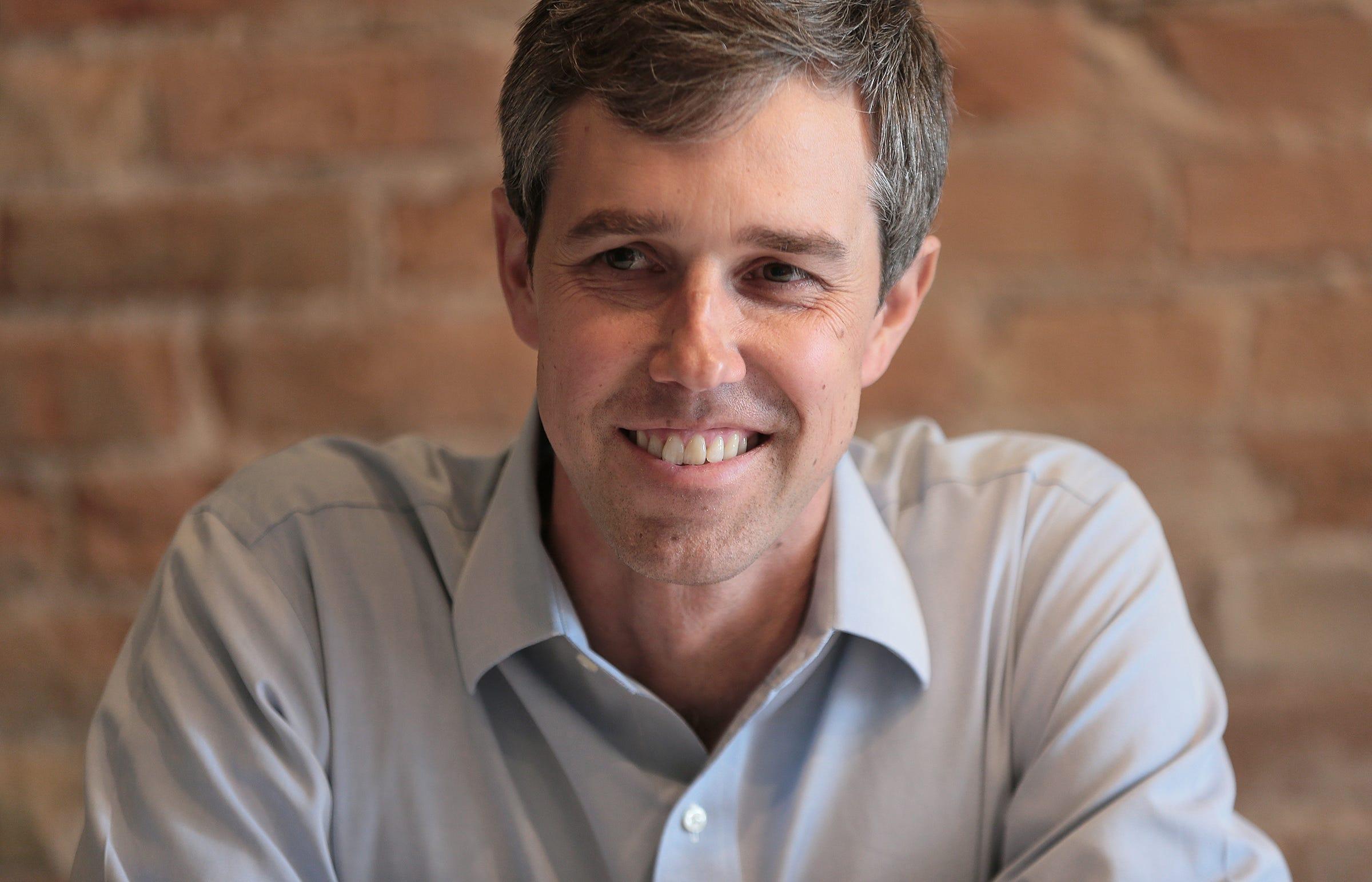 Beto O'Rourke officially announces run for president