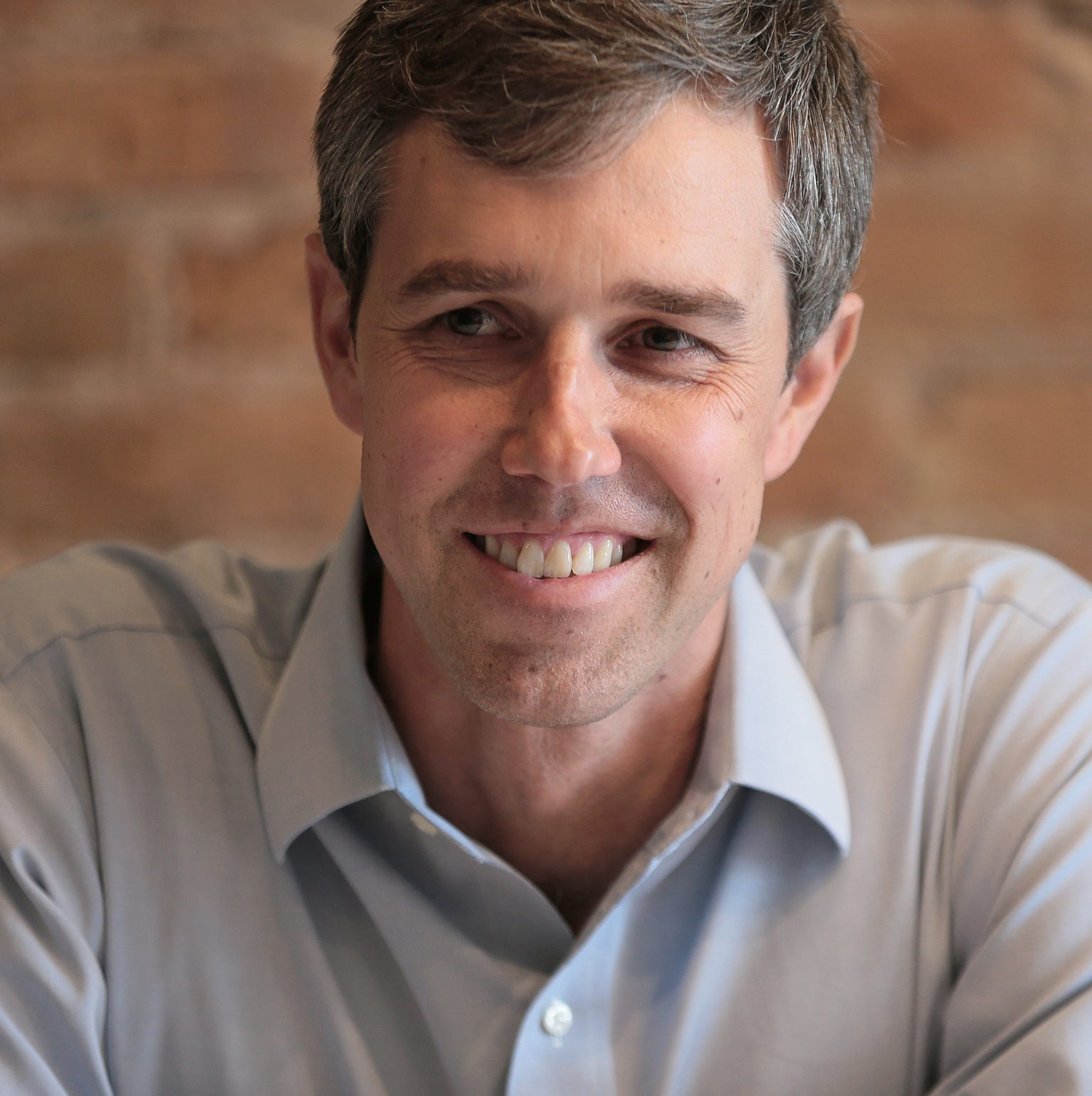 Exclusive: Beto O'Rourke discusses run for president, why he's the one to battle Trump on border