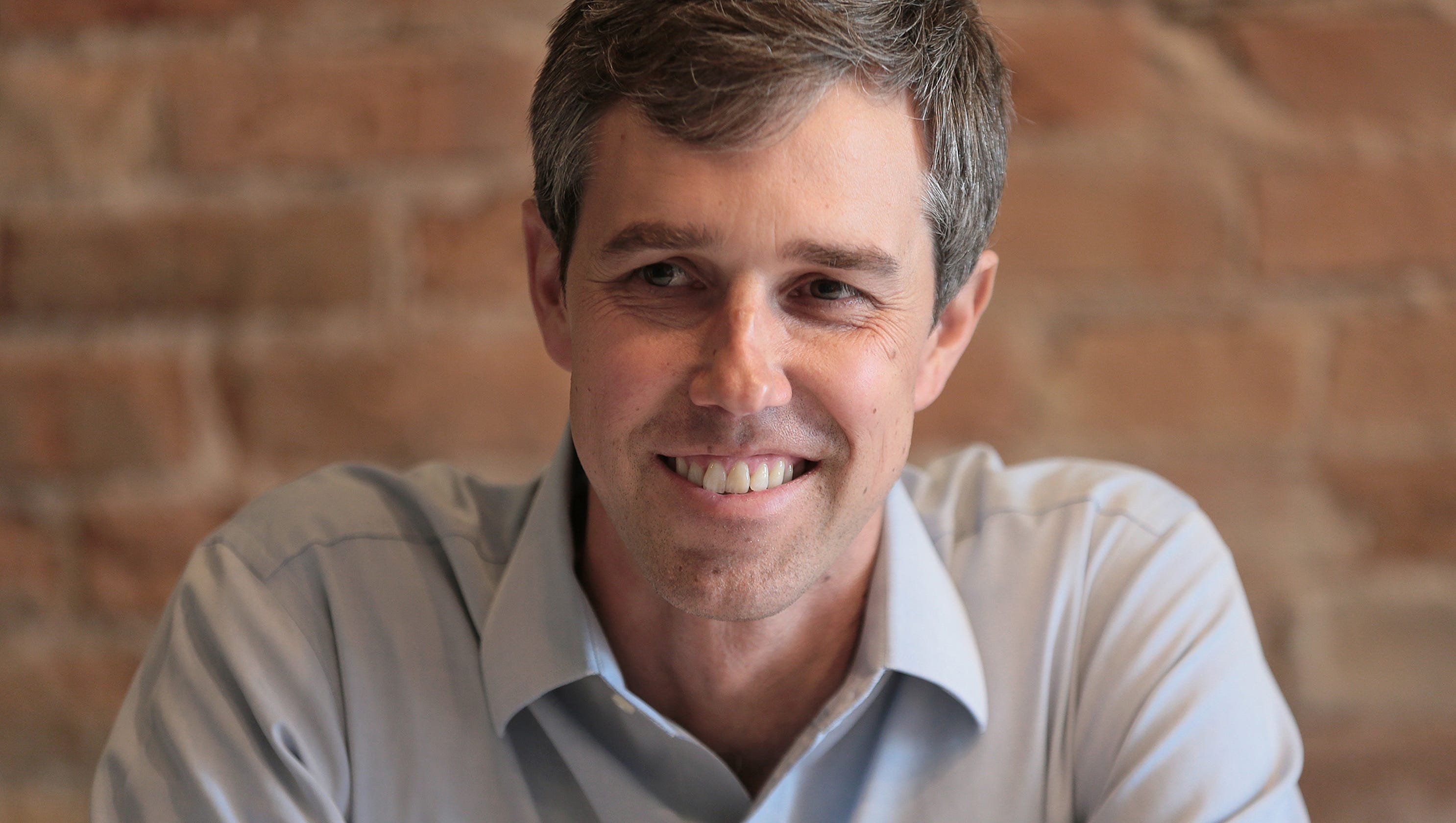 1ea5b74a Exclusive: Beto O'Rourke discusses run for president, why he's the one to  battle Trump on border