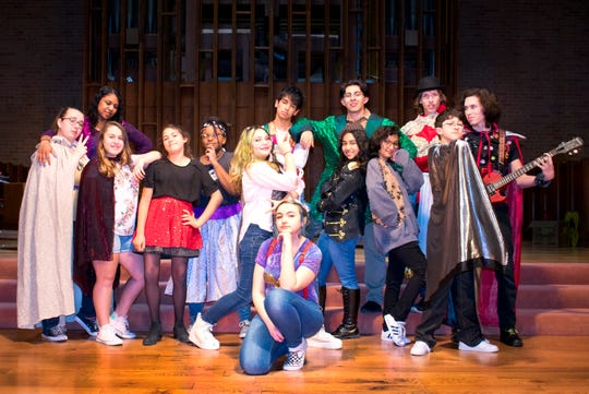 """Kids N Co. will present """"Godspell"""" weekends through March 24."""