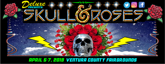 For the third straight year, hundreds of Deadheads - devoted fans of the venerable American rock band the Grateful Dead - are expected to descend on the Ventura County Fairgrounds for a three-day Dead tribute band festival April 5-7.