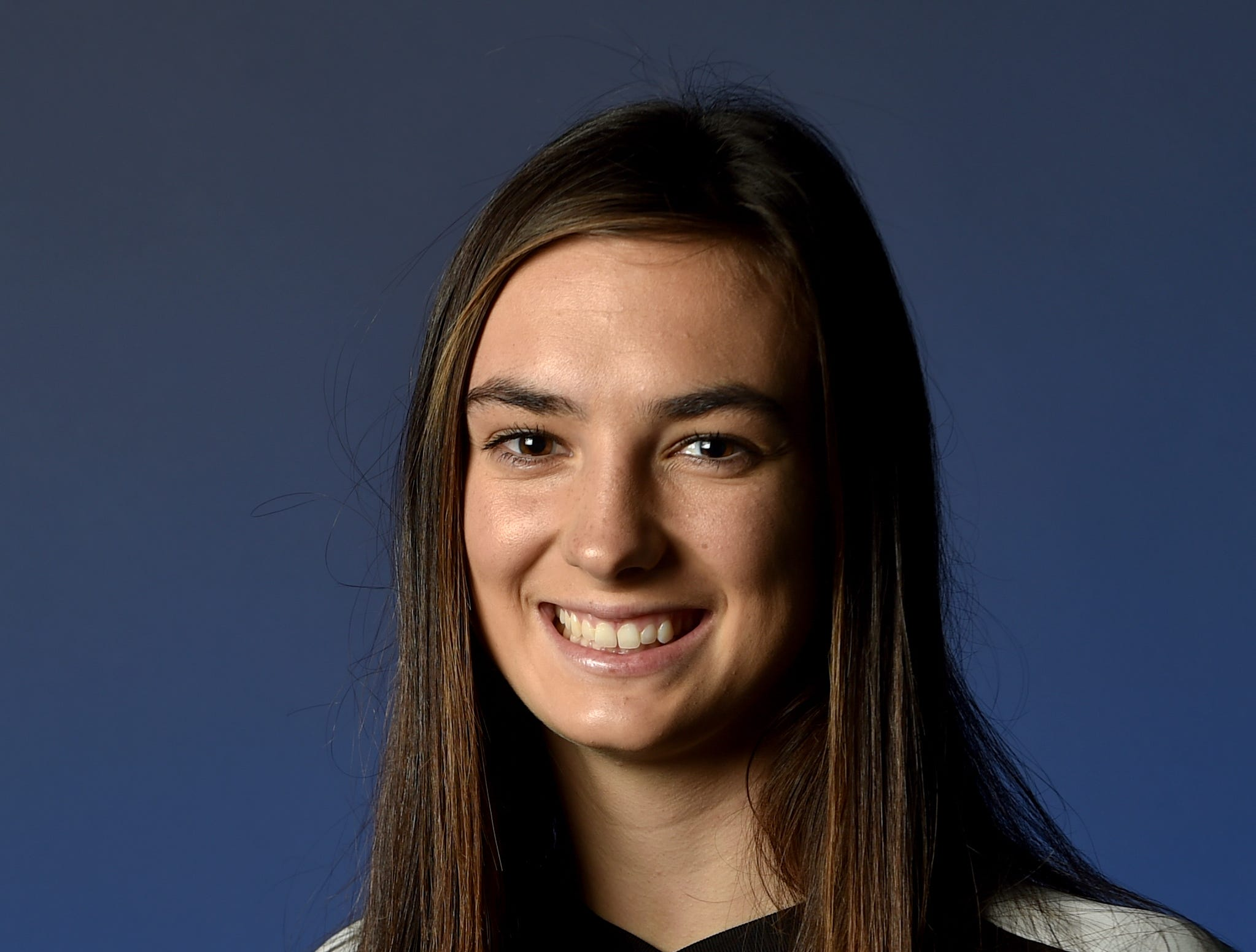 "PEYTON ERICKSON, Ventura: No one has been more productive on a soccer field locally over the past two seasons than the 5-foot-10 striker, who added 25 goals and 20 assists to her illustrious career as a senior. The Pacific View League Offensive Player of the Year was All-CIF and The Star's Player of the Year as a junior. She finished with a school-record 65 career goals. An excellent student, Erickson has a 4.5 GPA, is an AP Scholar with Honor and has earned the California Seal of Biliteracy. She enjoys reading and hiking. She watches ""Friends,"" listens to Dan + Shay and eats lasagna. She roots for the U.S. women's national team and Alex Morgan is her favorite athlete."
