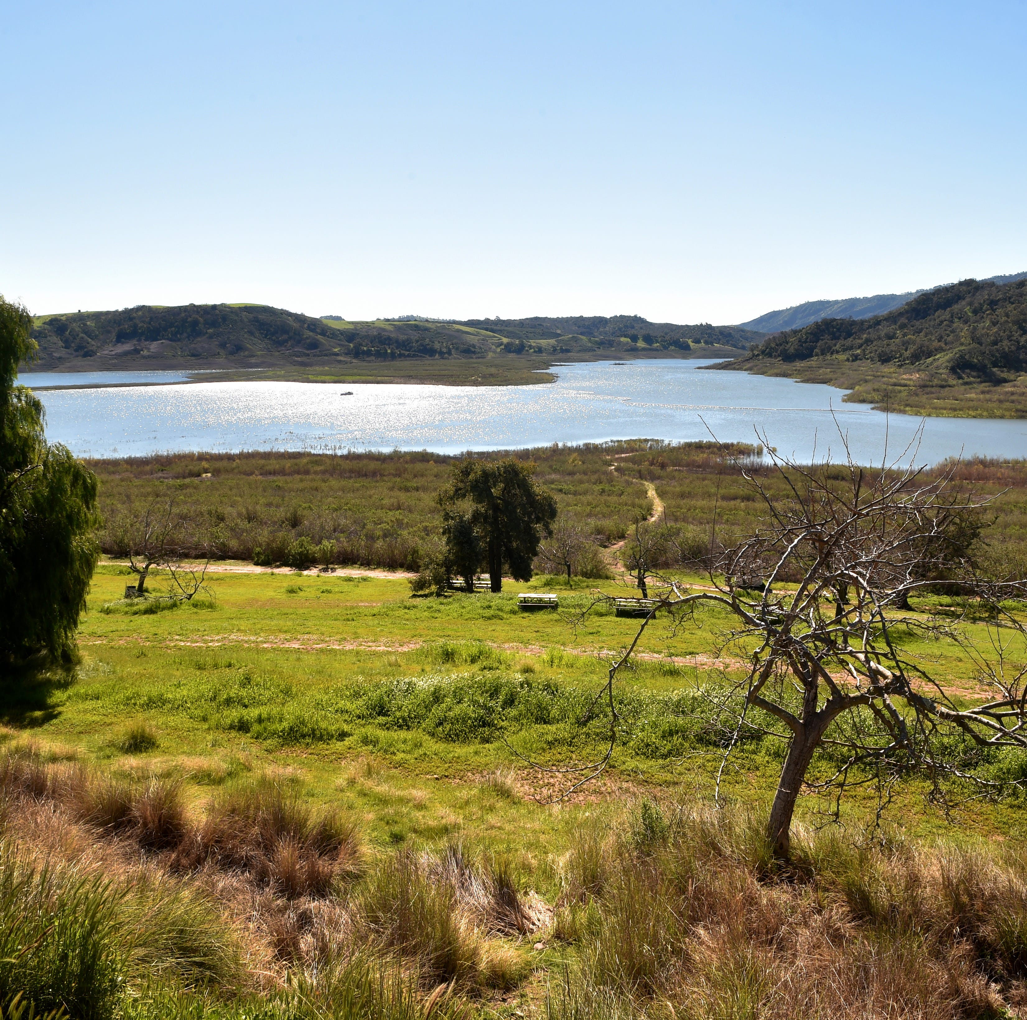 Lake Casitas gets OK to divert more water just as it passes the mark to do so