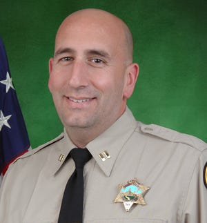 Capt. Victor Fazio will begin serving as Moorpark's new chief of police on March 24.