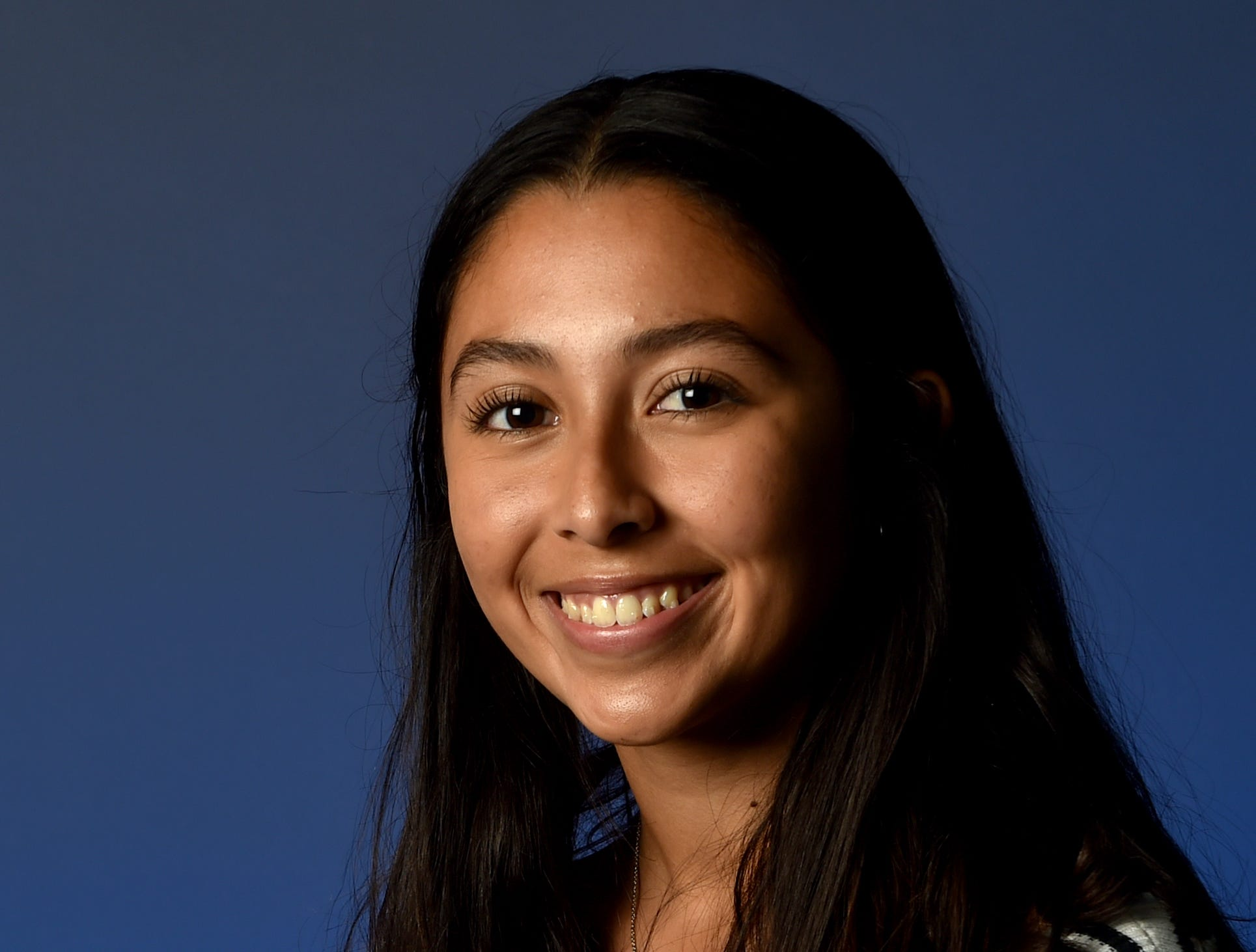 "CITLALI ZAMBRANO, Oxnard: The 5-foot-4 central defender has been the ever-present on the backline for three seasons. She led the young Yellowjackets to a 16-win season. The first-team All-Pacific View selection had one goal and three assists. Zambrano is an honor roll student who was elected ASB Vice President and served as varsity club president and homecoming queen. She plays club for Oxnard Wave and plans to attend either San Diego State or San Francisco State. She enjoys painting, watching ""Vampire Diaries,"" eating streak and potatoes and listening to Frank Ocean. ""The Great Gatsby"" is her favorite movie. She roots for FC Barcelona and Julie Ertz is her favorite athlete."