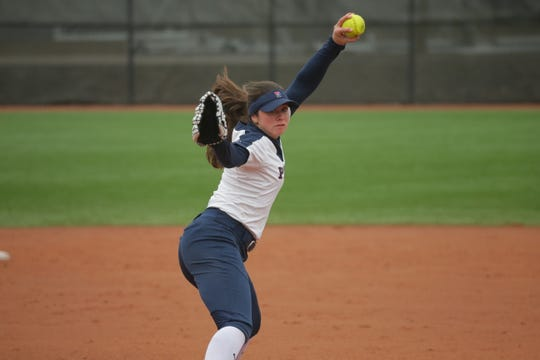 Newbury Park graduate Tabitha Dyer has won the first three starts of her sophomore season at the University of Pennsylvania.