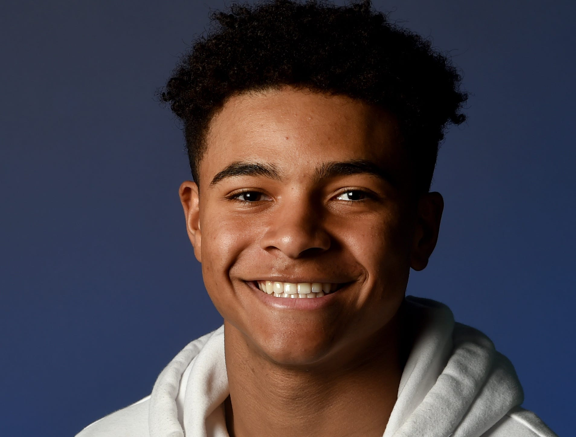 BRYCE HOWARD, Westlake: Already among the region's smoothest and most gifted point guards, Howard is now Westlake's all-time assists leader. He earned that distinction with 156 assists as a senior and 508 in his career. The 6-foot-1 Howard averaged 14.5 points and 6.0 assists and set a team record with 11 steals in a game. He's a first-team member of the All-Marmonte League and coaches all-county teams who owns a 4.2 GPA. He lists working out, shooting hoops, hanging out with his girlfriend and playing video games with friends as hobbies. His favorite food is steak, his favorite athlete is LeBron James and his favorite singer is Drake.
