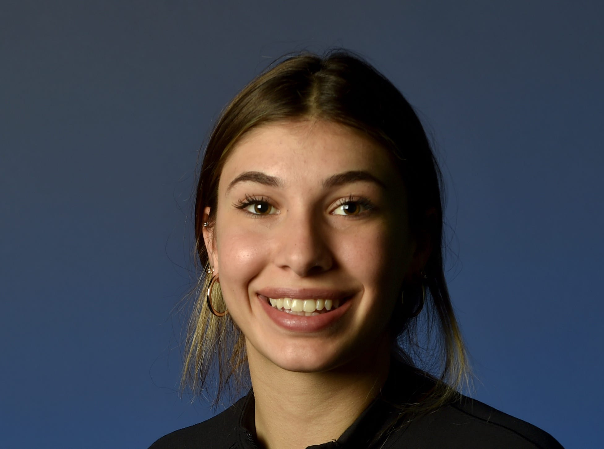 "FIONA MARANGOLA, Newbury Park: The 5-foot-5 midfielder was the two-way engine that powered the Panthers to an unbeaten regular season. The Panthers allowed just 16 goals in their 21 matches, including just one in three postseason games. Marangola added seven assists to her flurry of ball-winning tackles. She also started for Ventura County in the senior all-star game against L.A. County. She could continue playing next year at Cal State San Marcos, but has decided to hang up her cleats. She watches ""Grey's Anatomy,"" eats sushi and listens to Old Dominion. ""Deadpool"" is her favorite movie."