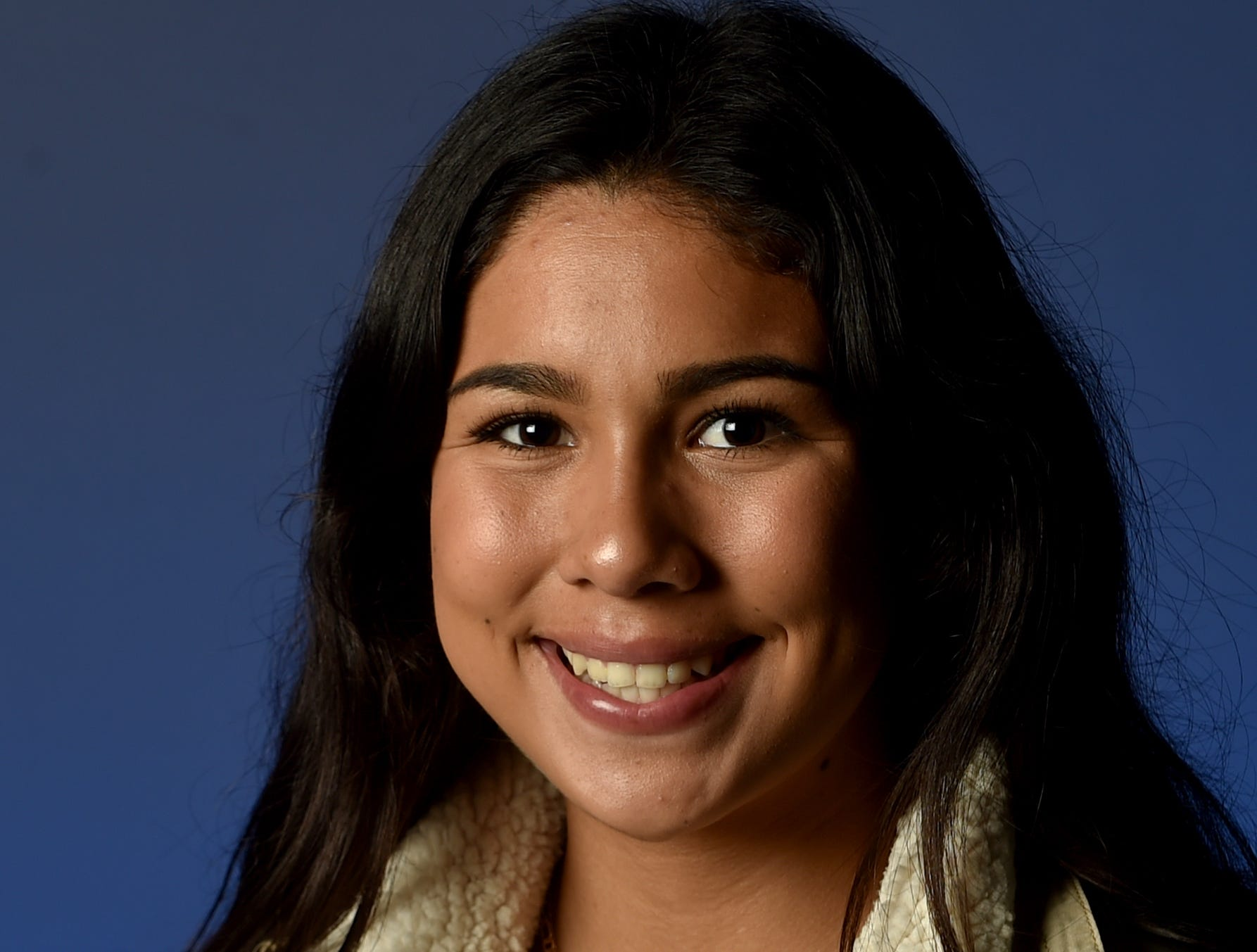 "ARELY LOPEZ, Pacifica: The 5-foot-2 junior was the two-way force in the midfield that guided the Tritons to a 10-win season. She had one goal and three assists, while spending time at both defensive and creative midfield positions. Lopez also plays club for Eagles S.C. in the Development Player League. She lists ""soccer and more soccer"" as her hobby. She watches ""The Office,"" listens to Beyonce and enjoys eating lasagna. ""The Notebook"" is her favorite movie. She roots for FC Barcelona and lists superstar Lionel Messi as her favorite athlete."