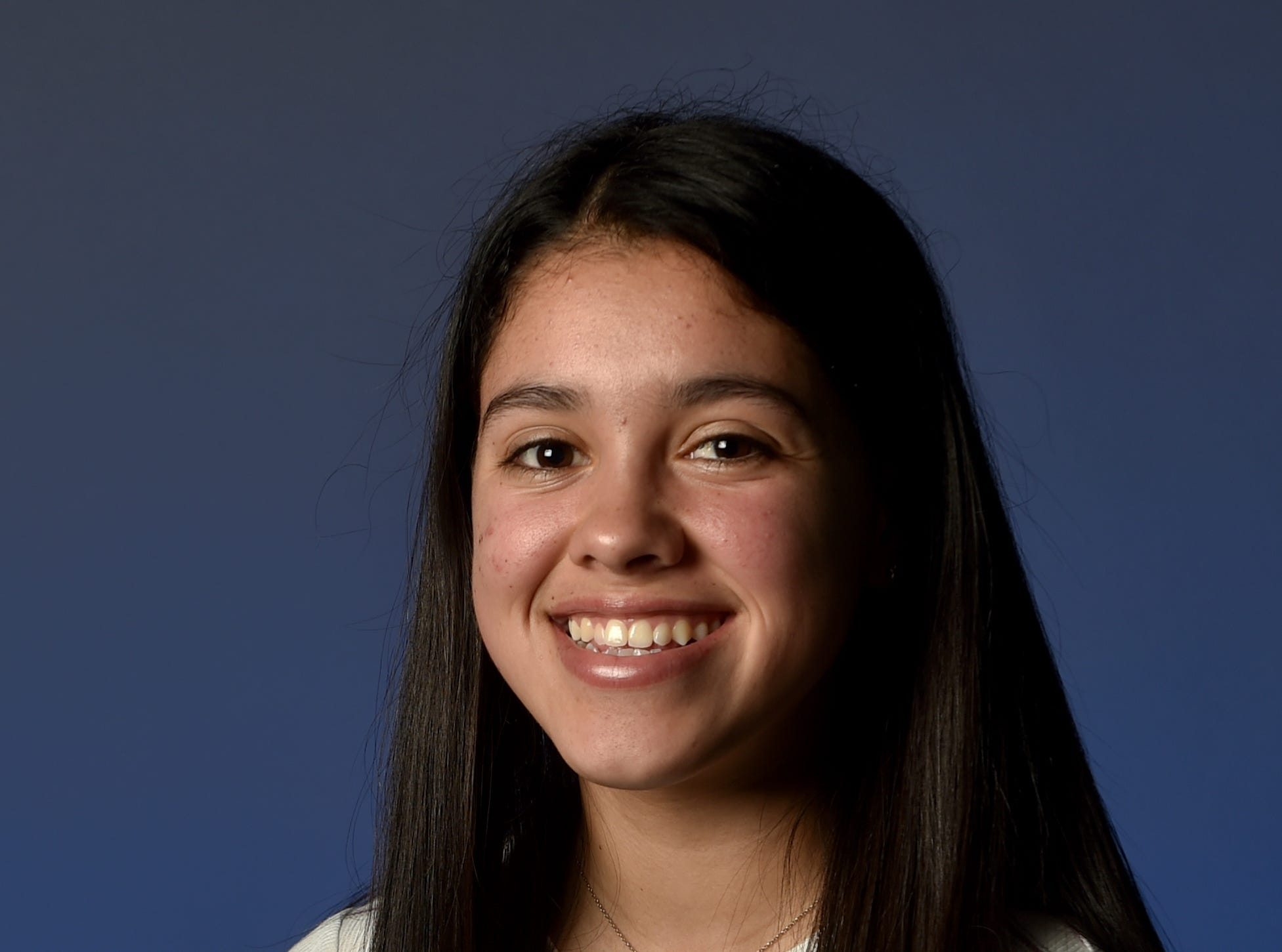 "MARIA RUVALCABA, Nordhoff: The 5-foot-3 creative midfielder returns to the first team after starring again for the Rangers alongside her twin sister, Esther, who was the Tri-Valley League Defensive Player of the Year. Ruvalcaba had six goals and three assists as a senior. She has committed to play for Ottawa University in Arizona. She enjoys running, watching ""Sugar Rush,"" eating pizza and listening to Billie Eilish. She roots for Juventus FC and her favorite athlete is Argentine forward Paulo Dybala."