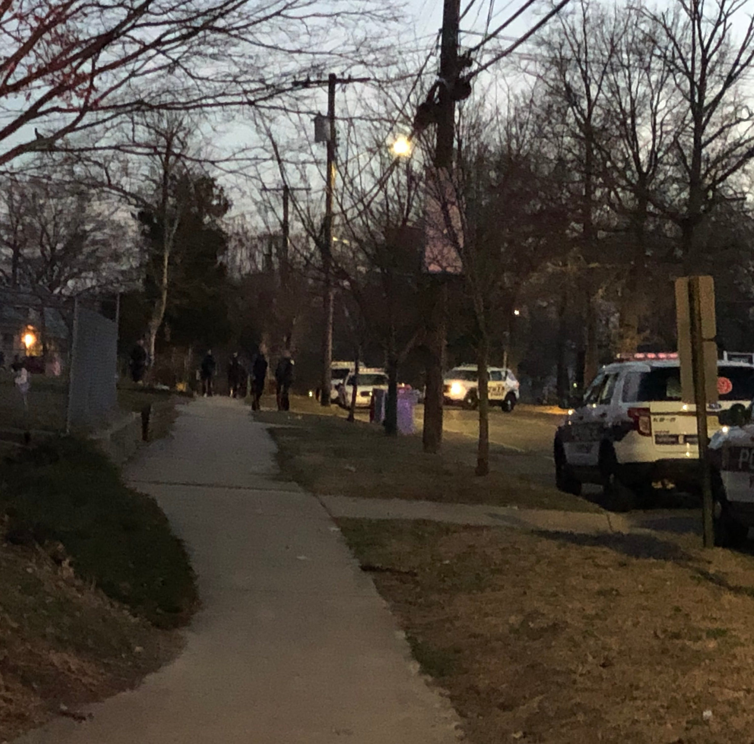 Two teens arrested after police respond to reports of gun on West Avenue