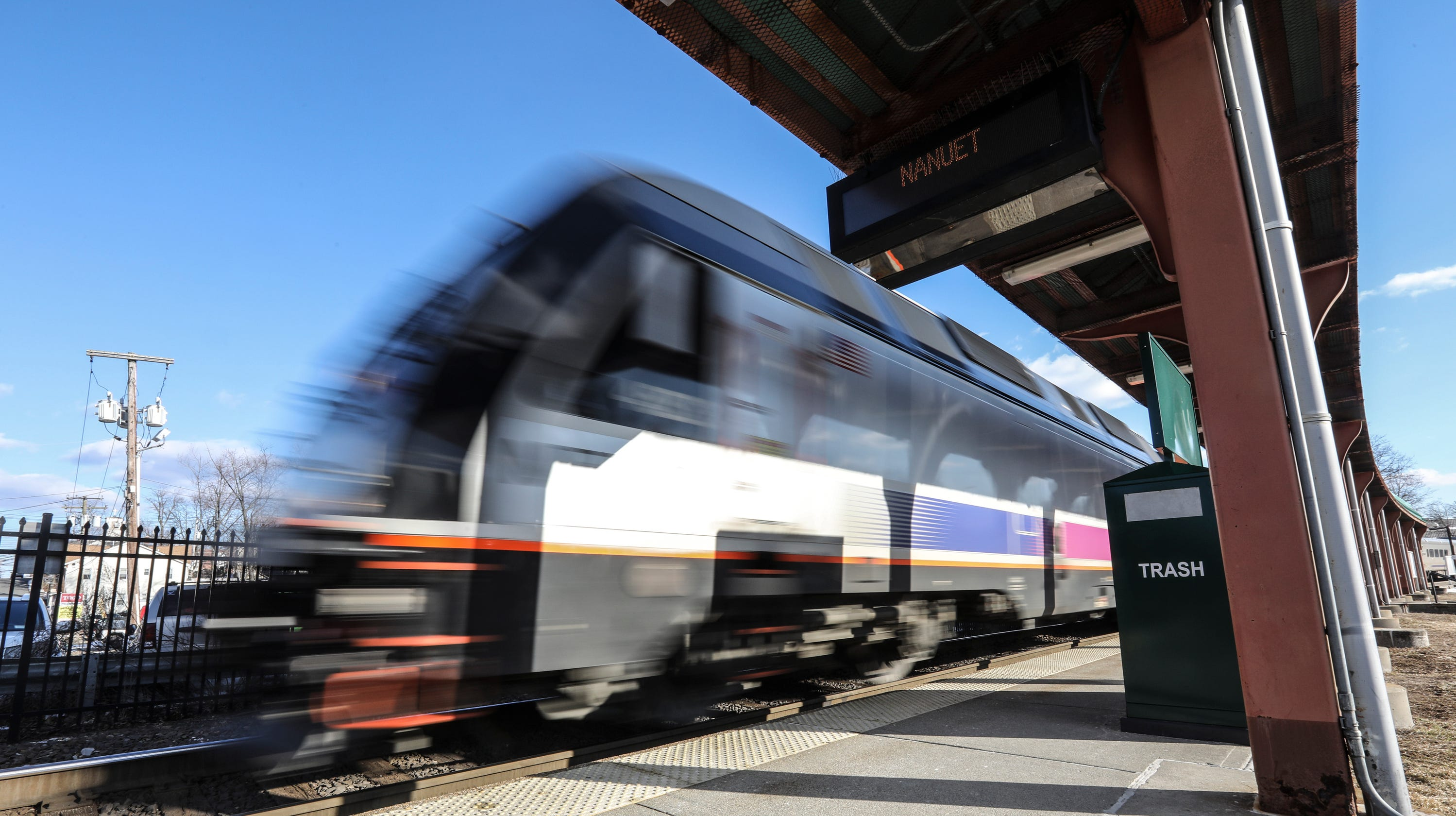 North Brunswick train station project takes another major step