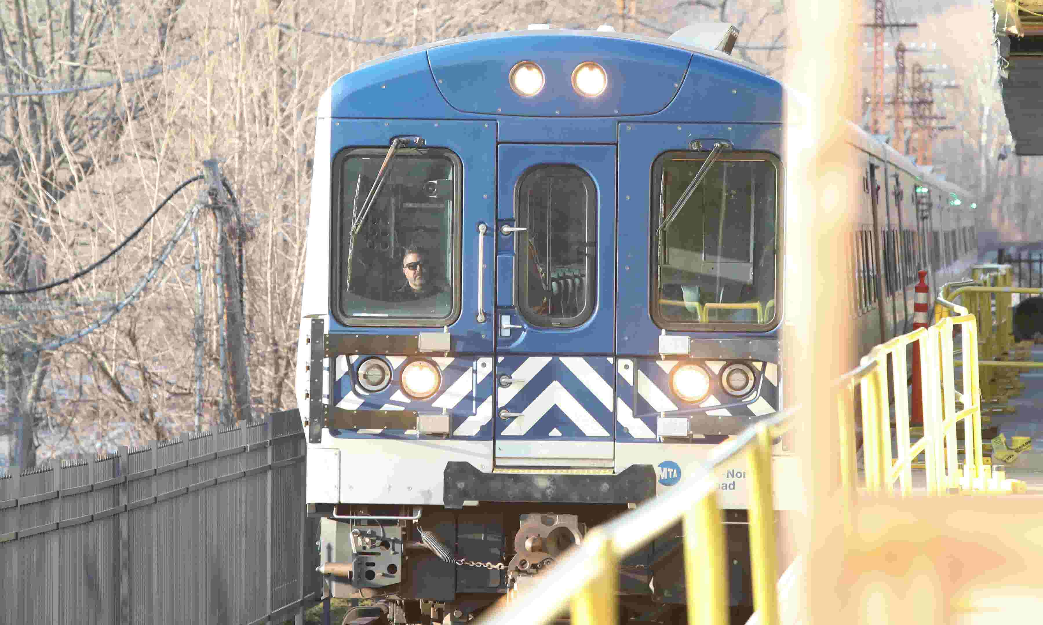 Video: Metro-North/NJ Transit engineers paid to stay home