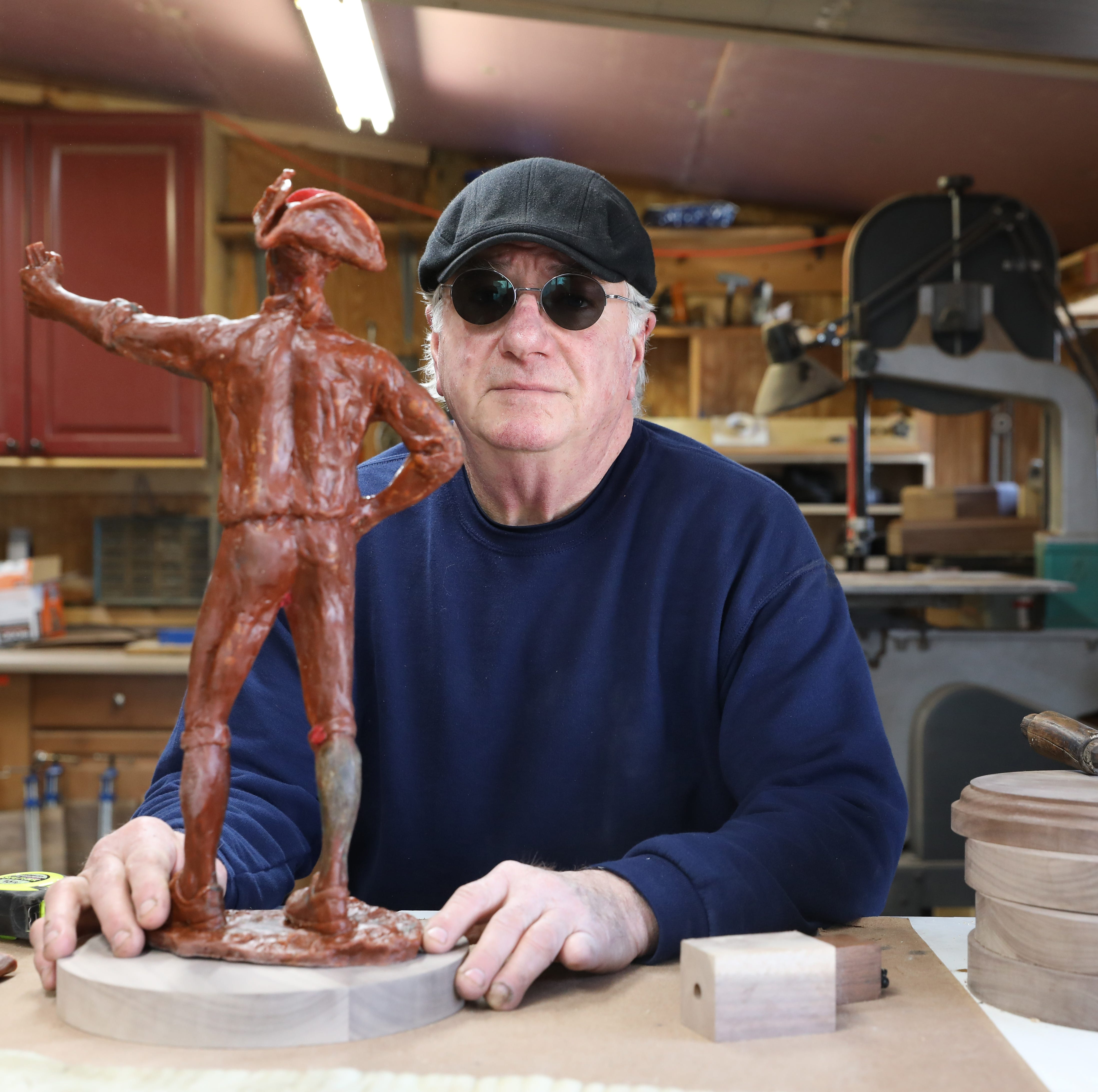 From dairy farming to bronze casting