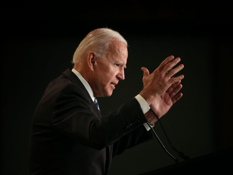 Campaign 2020: I really like Joe Biden, but he shouldn't run for president