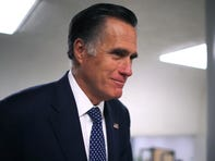 On his birthday, Twitter mocks Mitt Romney for the way he blows out his candles
