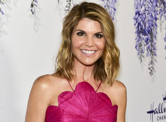 Lori Loughlin on July 26, 2018 in Beverly Hills.