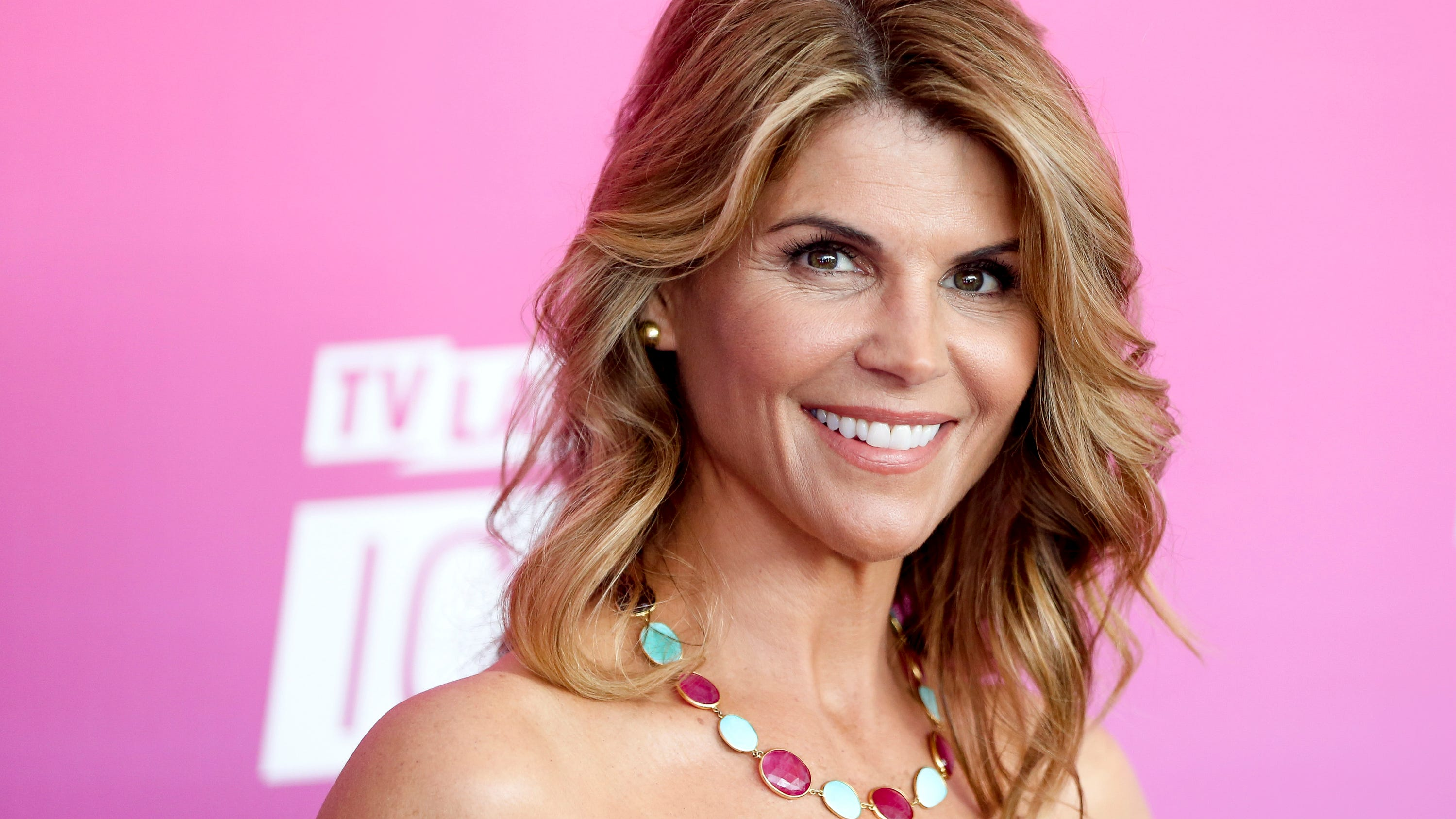 Actress Lori Loughlin arrives at the TV Land Icon...