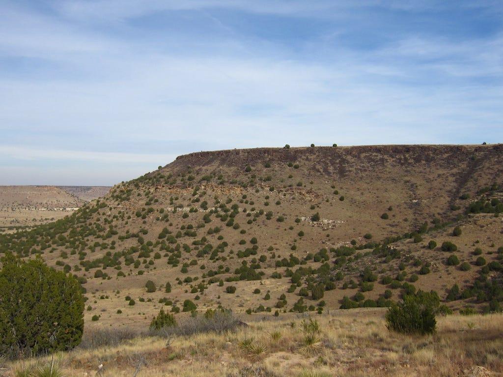 36. Oklahoma • Highest peak: Black Mesa • Elevation above sea level: 4,973feet