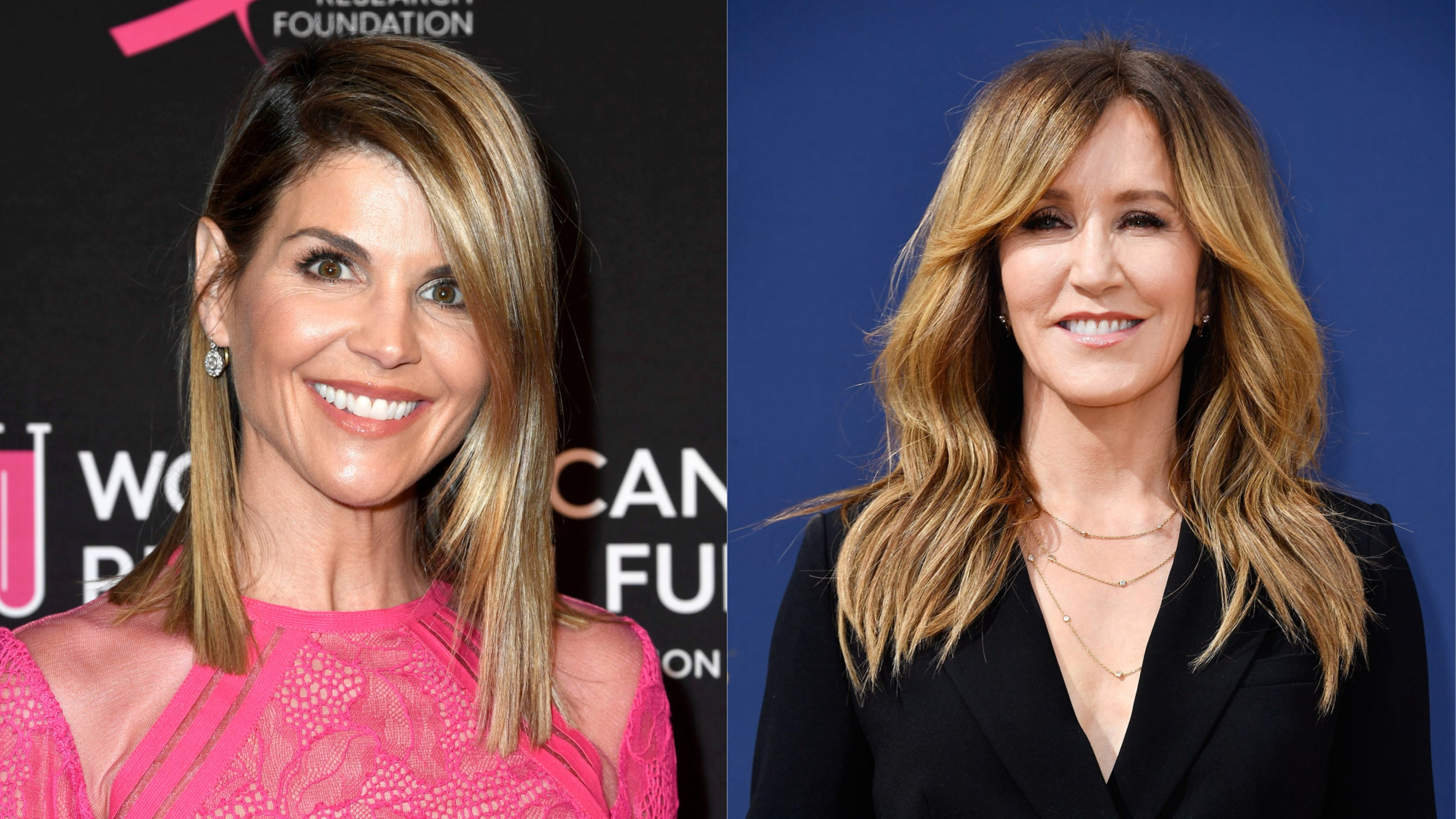 Felicity Huffman, Lori Loughlin: How college-admissions scam