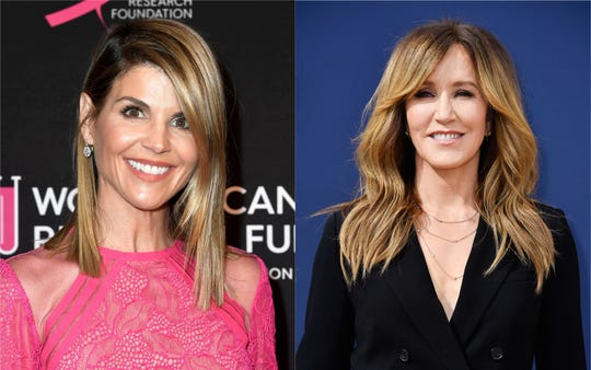 Celebrity Charity: Lori Loughlin, Felicity Huffman