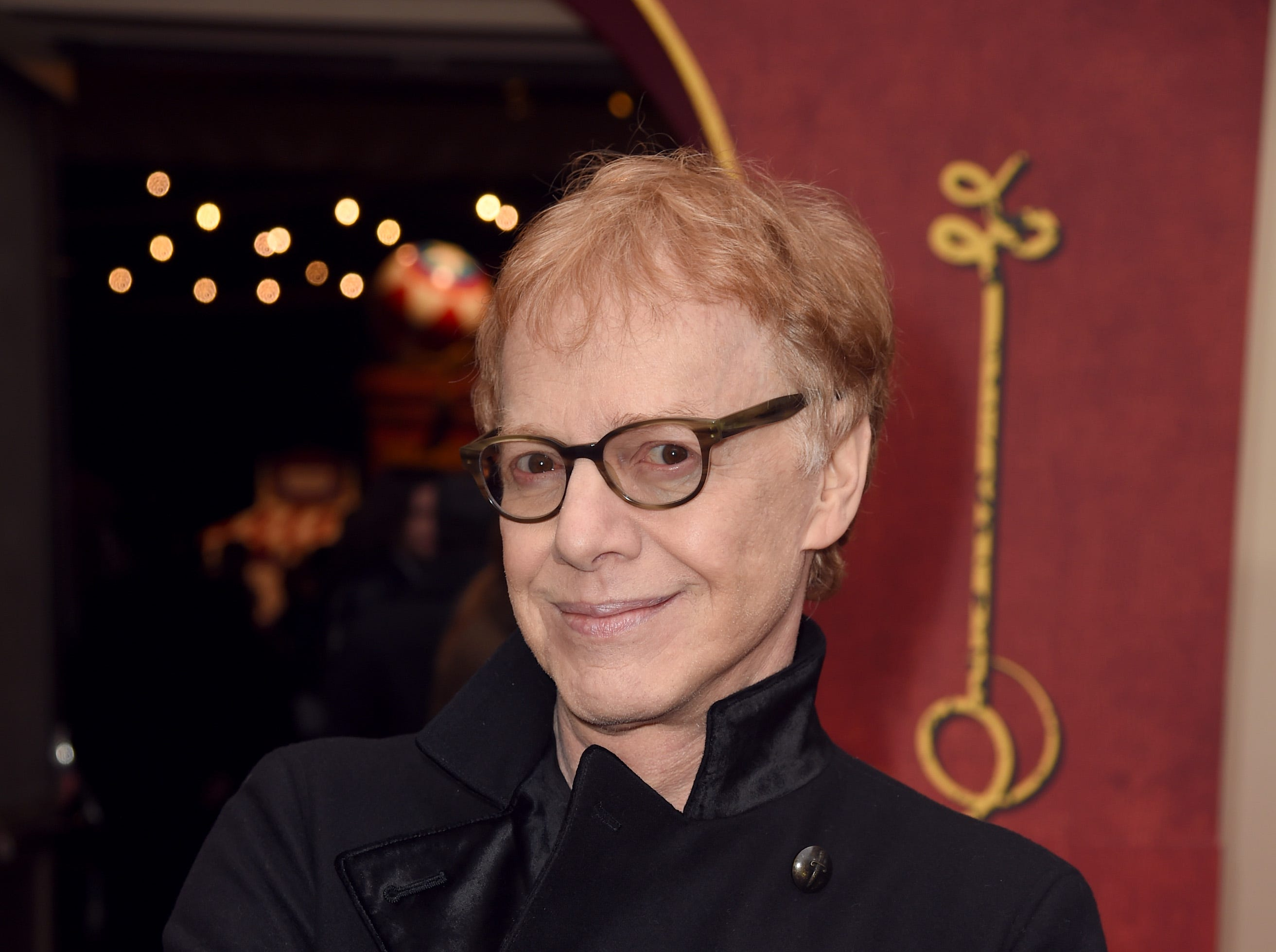"""LOS ANGELES, CALIFORNIA - MARCH 11: Danny Elfman attends the premiere of Disney's """"Dumbo"""" at El Capitan Theatre on March 11, 2019 in Los Angeles, California. (Photo by Kevin Winter/Getty Images) ORG XMIT: 775305574 ORIG FILE ID: 1135209344"""
