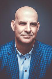 Author Harlan Coben.