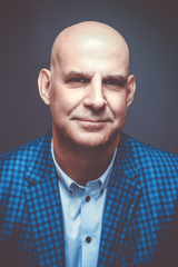 Author Harlan Coben.