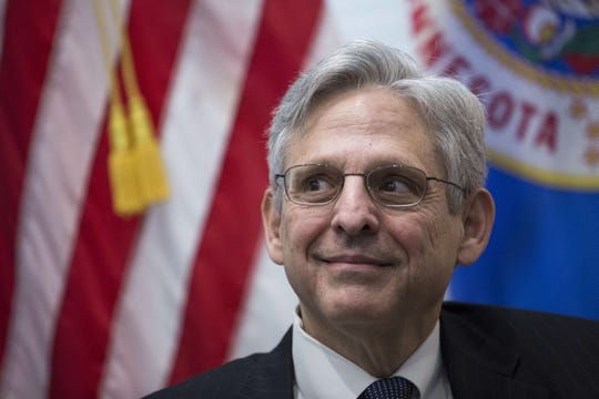 Merrick Garland, chief judge of the U.S. Court of Appeals for the District of Columbia Circuit, announced changes to federal court rules that are intended to target sexual and other misconduct.