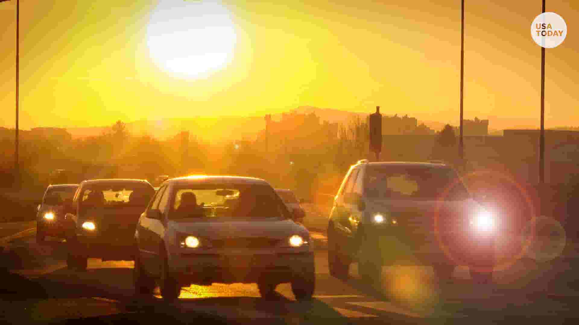 Top 5 cities with the most aggressive driving