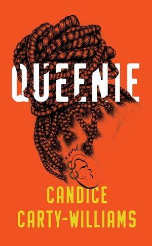 """""""Queenie,"""" by Candice Carty-Williams."""