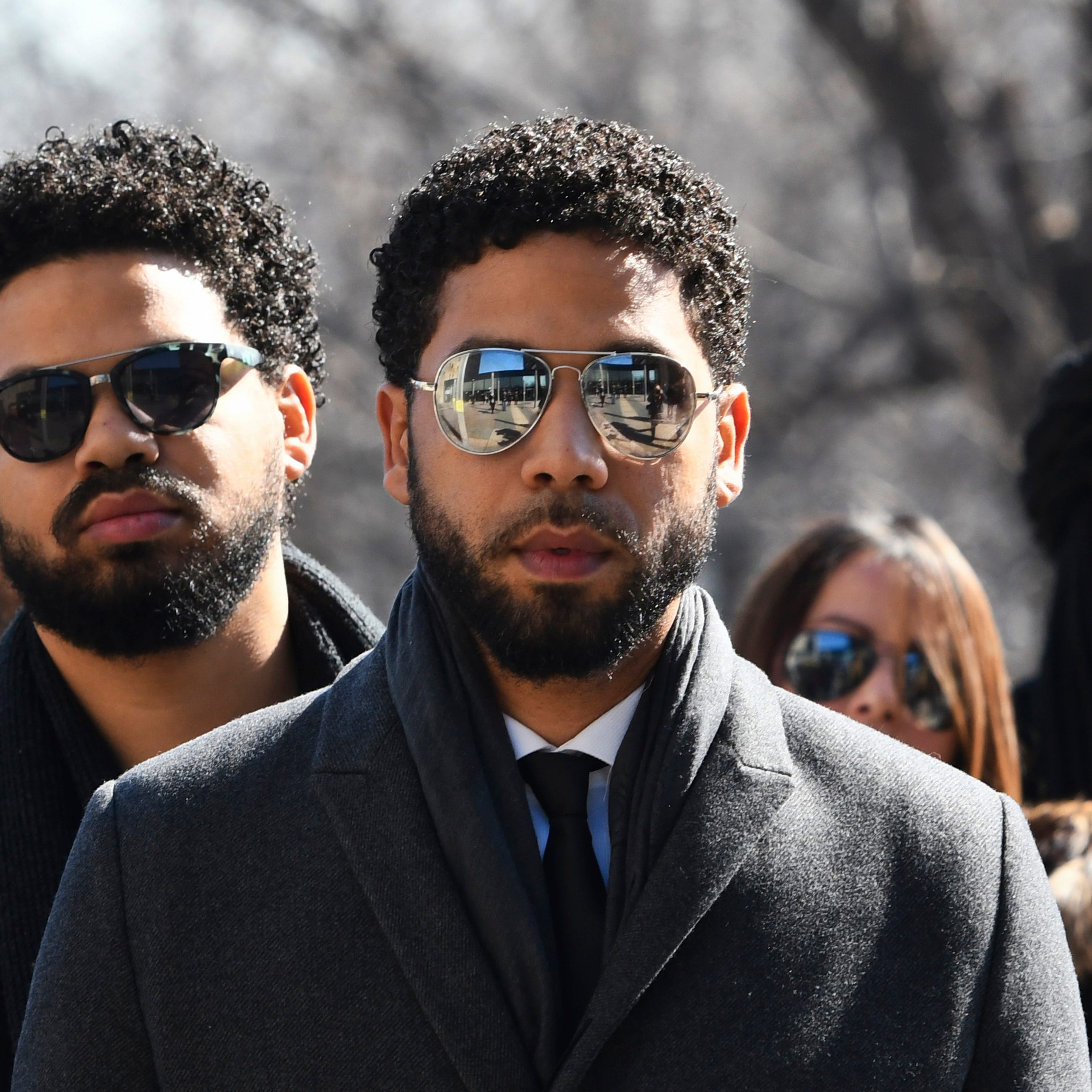 Charges dropped against 'Empire' actor Jussie Smollett