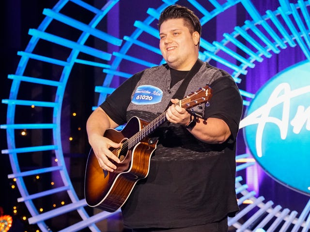 Wade Cota: 'Idol' judges say he has 'one of the most unique
