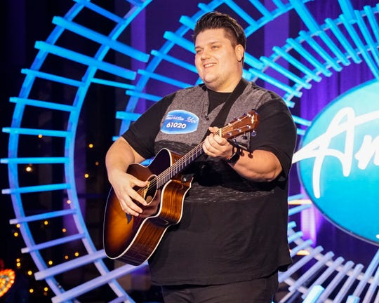 """American Idol"" hopeful Wade Cota is heading to Hollywood."