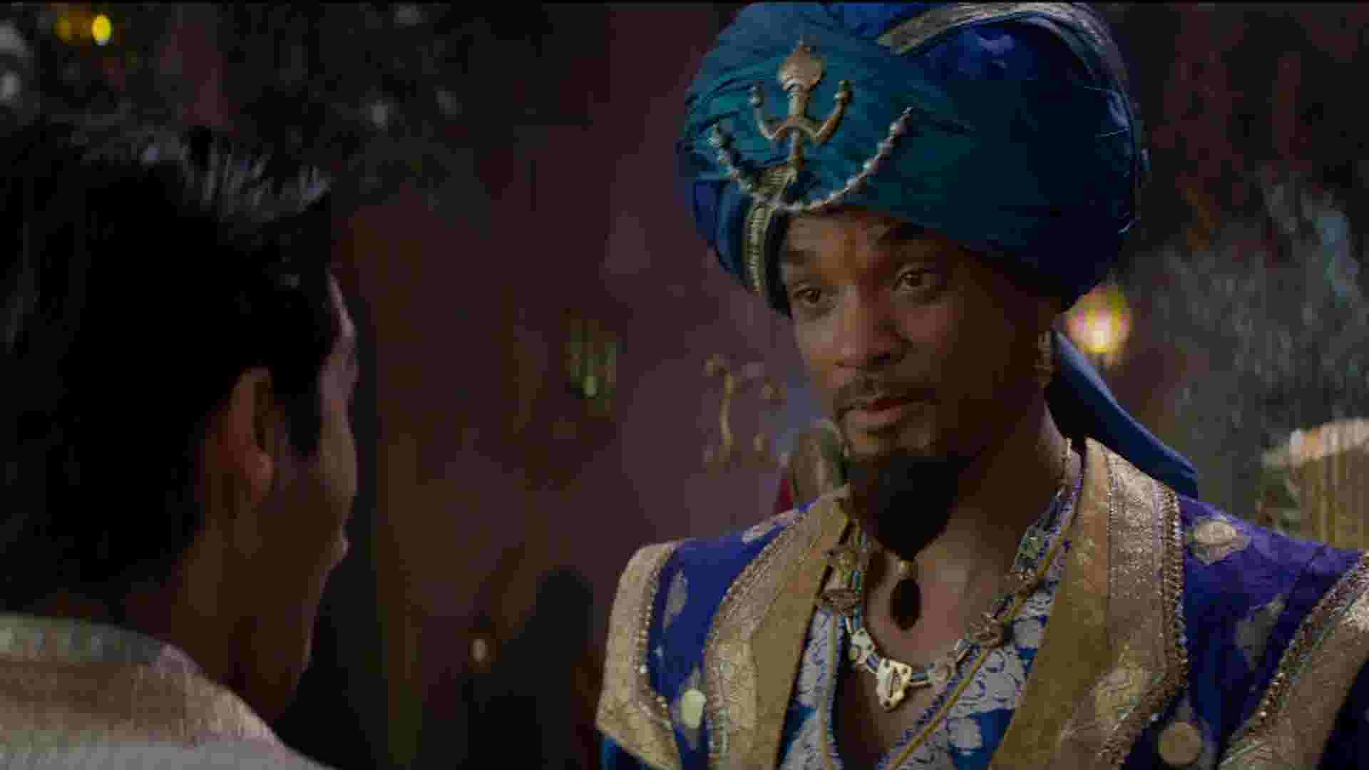 Aladdin New Trailer Gives Best Look Yet At Will Smith