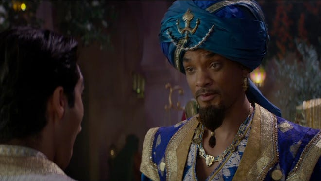 Aladdin New Trailer Gives Best Look Yet At Will Smith As Genie
