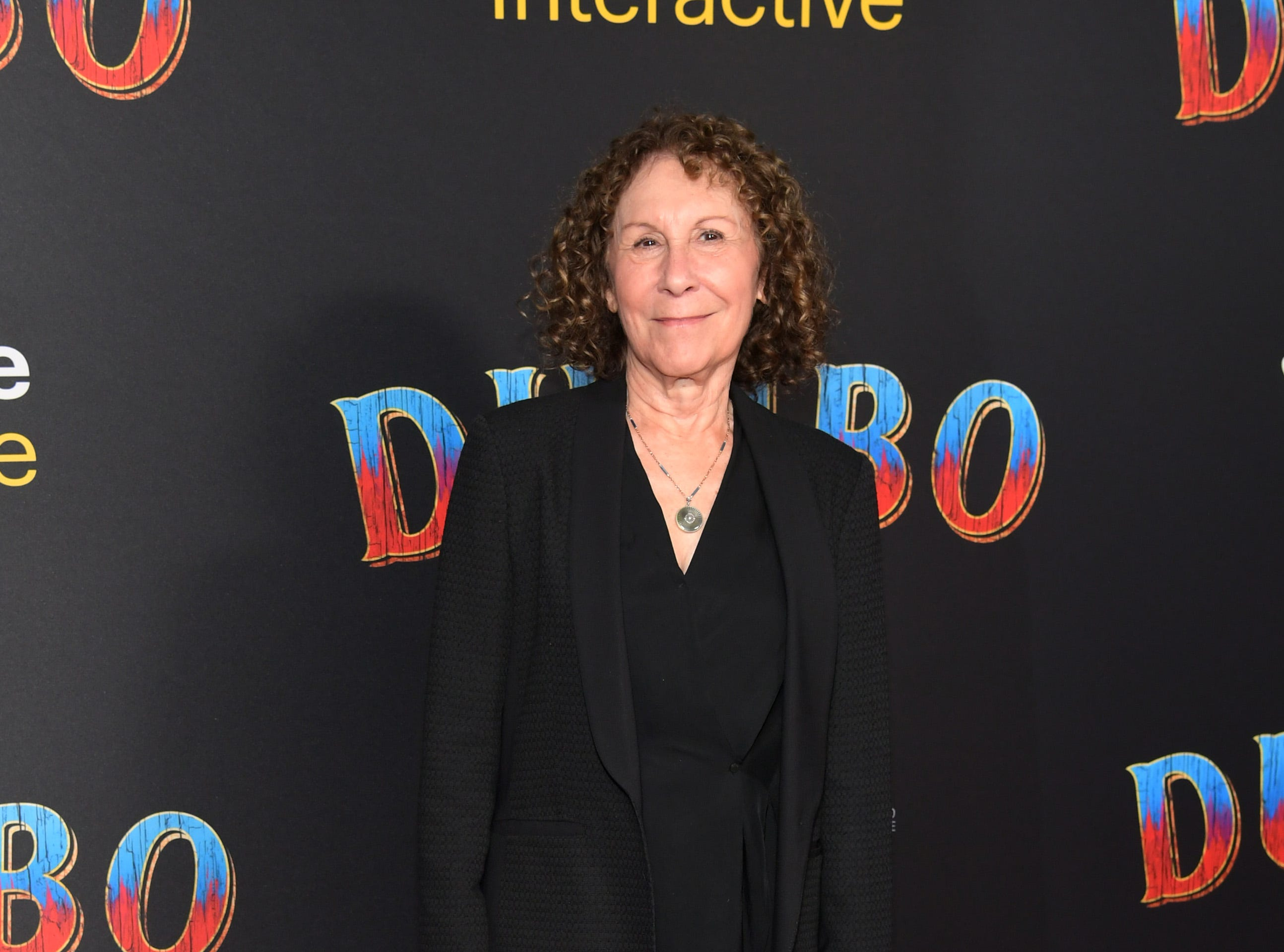"""LOS ANGELES, CALIFORNIA - MARCH 11: Rhea Perlman attends the premiere of Disney's """"Dumbo"""" at El Capitan Theatre on March 11, 2019 in Los Angeles, California. (Photo by Emma McIntyre/Getty Images) ORG XMIT: 775305572 ORIG FILE ID: 1135219056"""