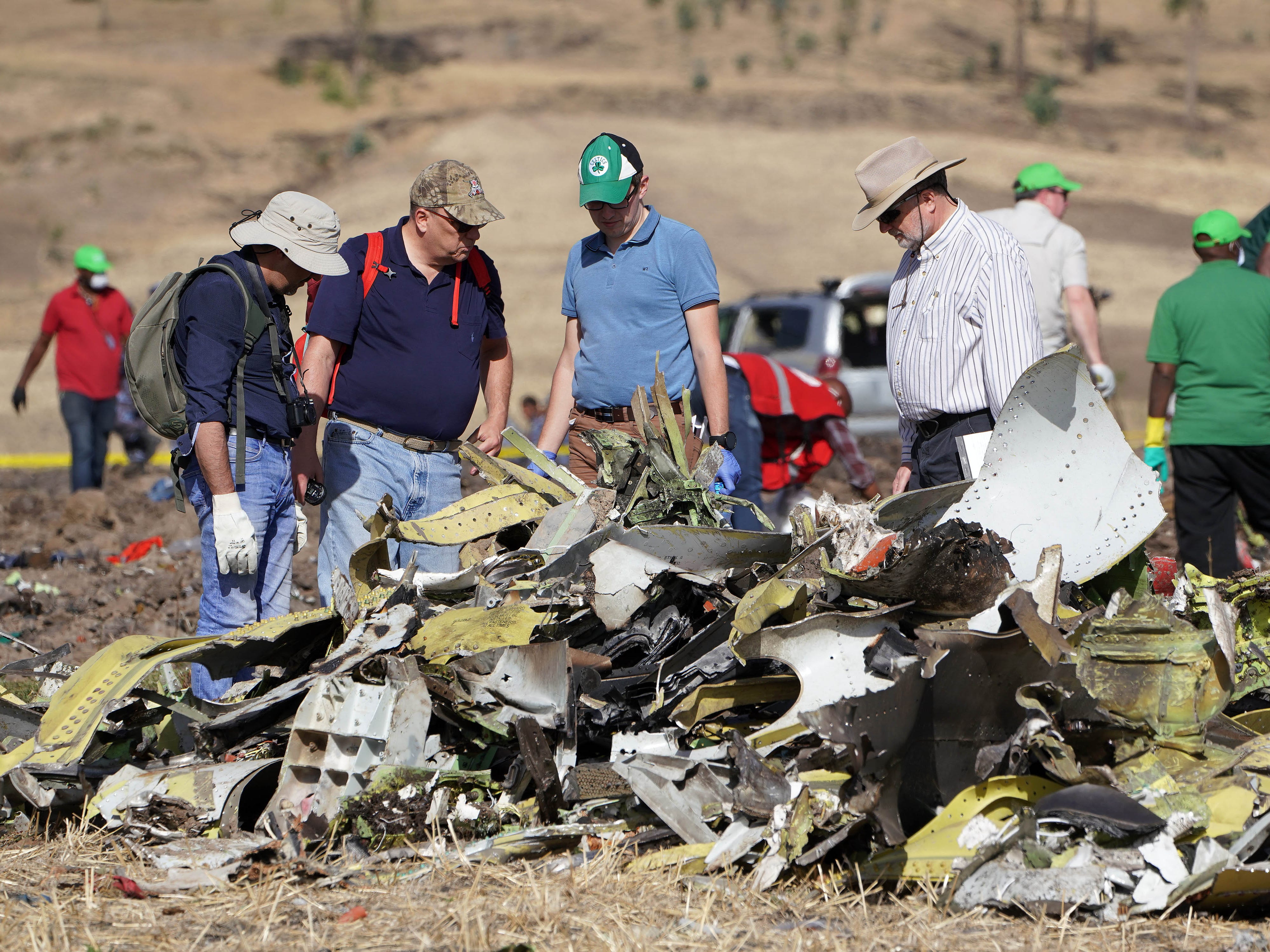 FAA is a conspicuous outlier on Boeing's 737 Max 8