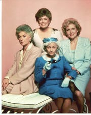 "The cast of ""The Golden Girls,"" clockwise from left: Bea Arthur, Rue McClanahan, Betty White and Estelle Getty."