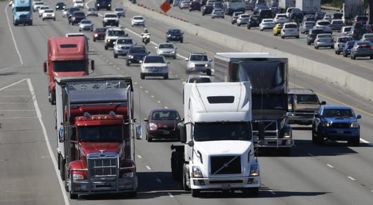 Outagamie County officials will reconsider visiting a speed limit drop on Interstate 41 to combat congestion.