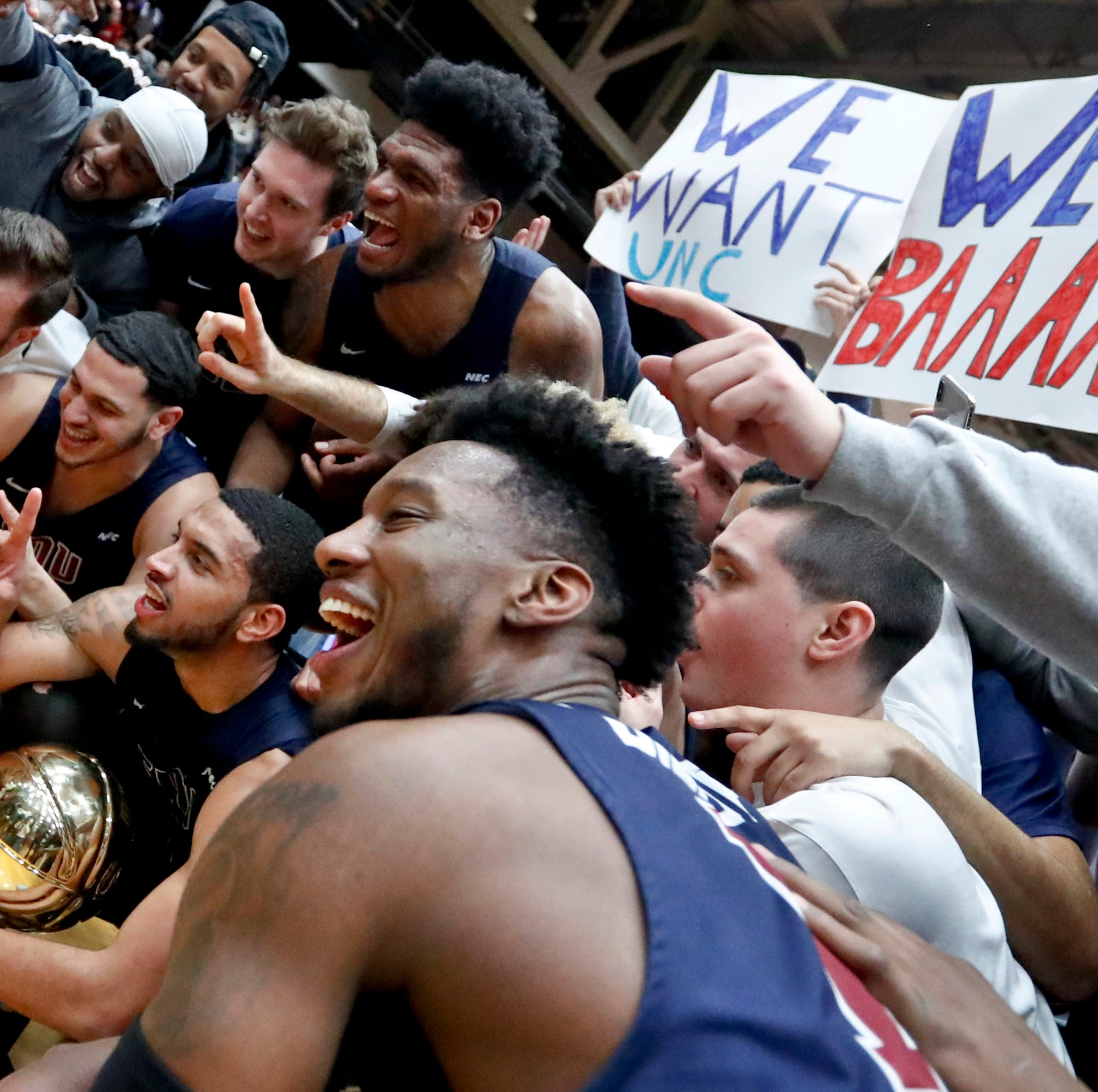 FDU lights up St. Francis to win NEC Tournament, punch NCAA Tournament ticket