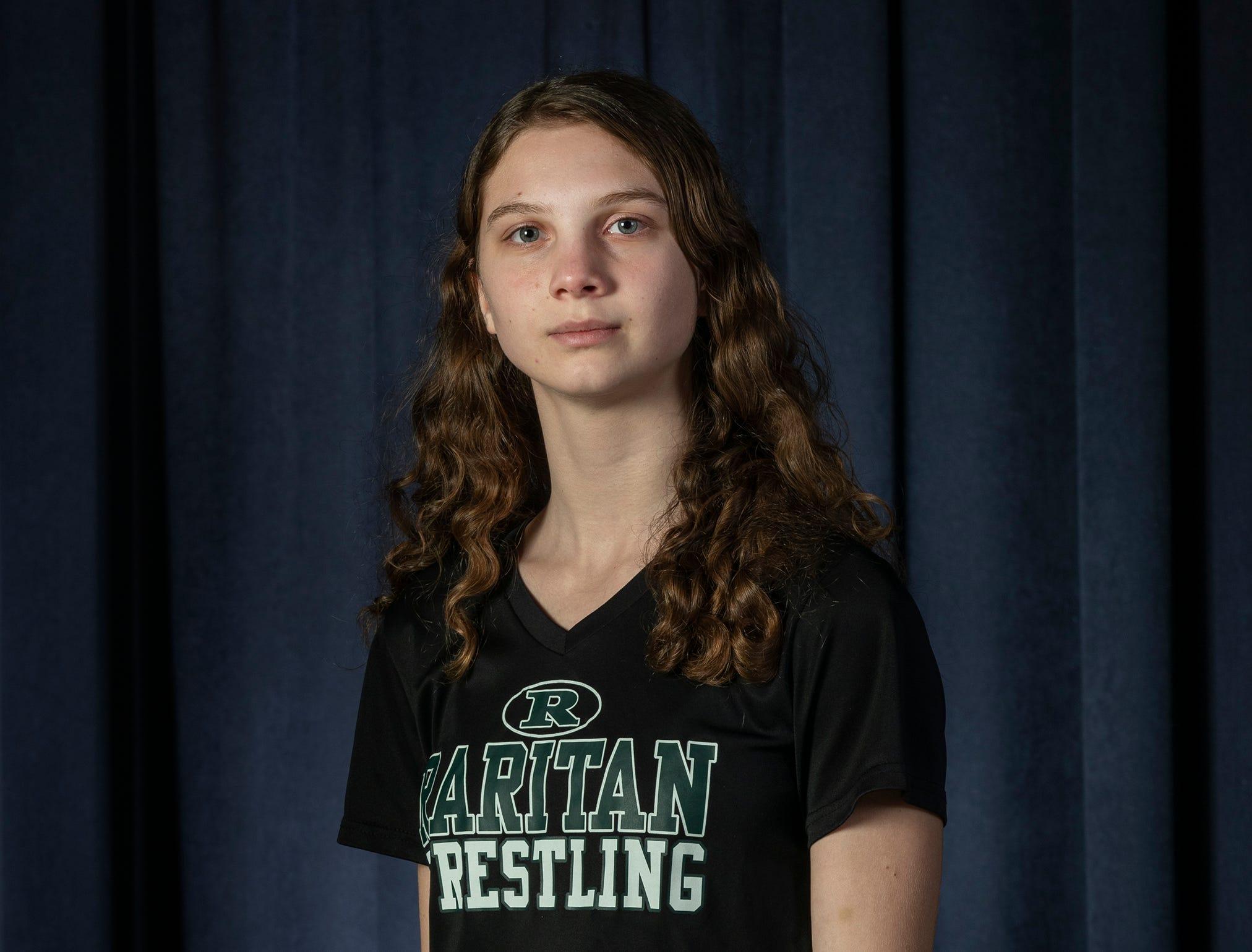 Cristine CavasheliRaritan High School2019 All Shore Girls Wrestling Team