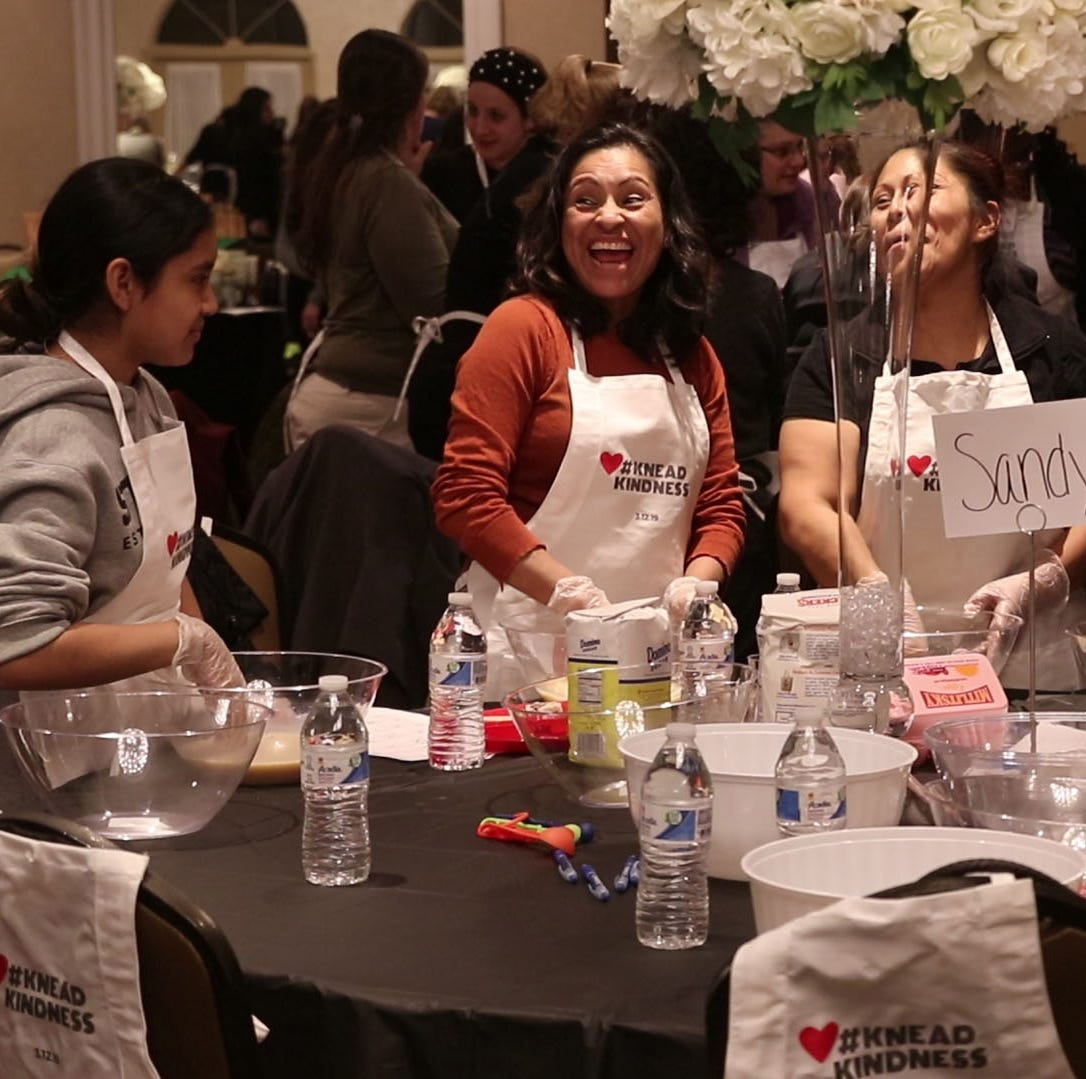 Orthodox Jewish women connect with Ocean County neighbors by baking challah bread