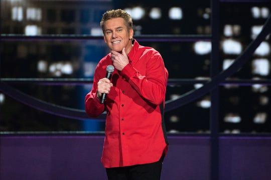 Comedian Brian Regan