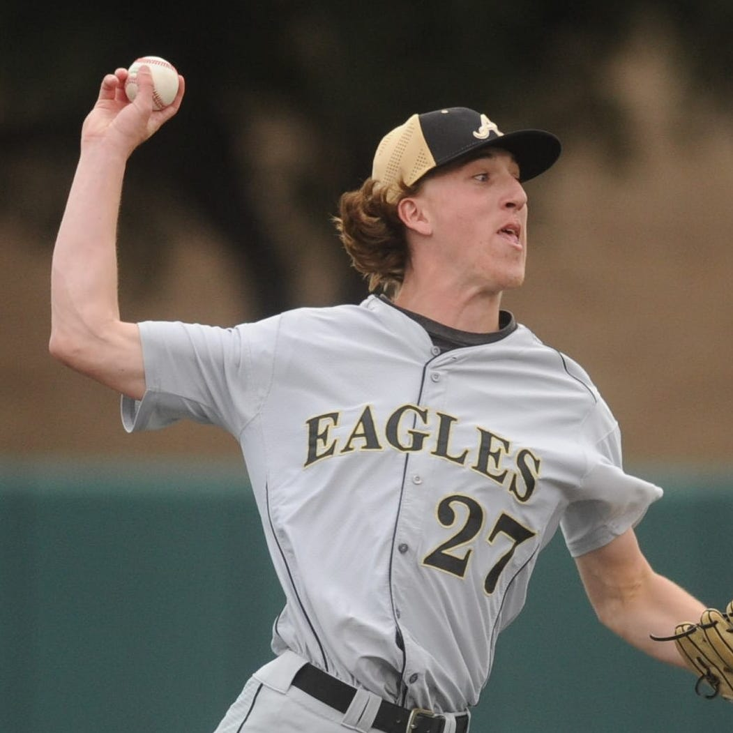 Local Player of the Week: Abilene High baseball's Johnson dominated on the mound