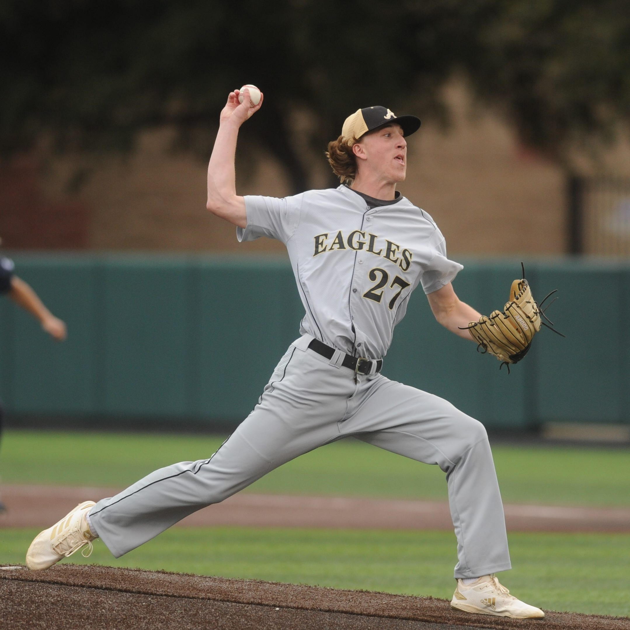 Abilene High's Ryan Johnson out-duels Richland in District 3-6A baseball opener