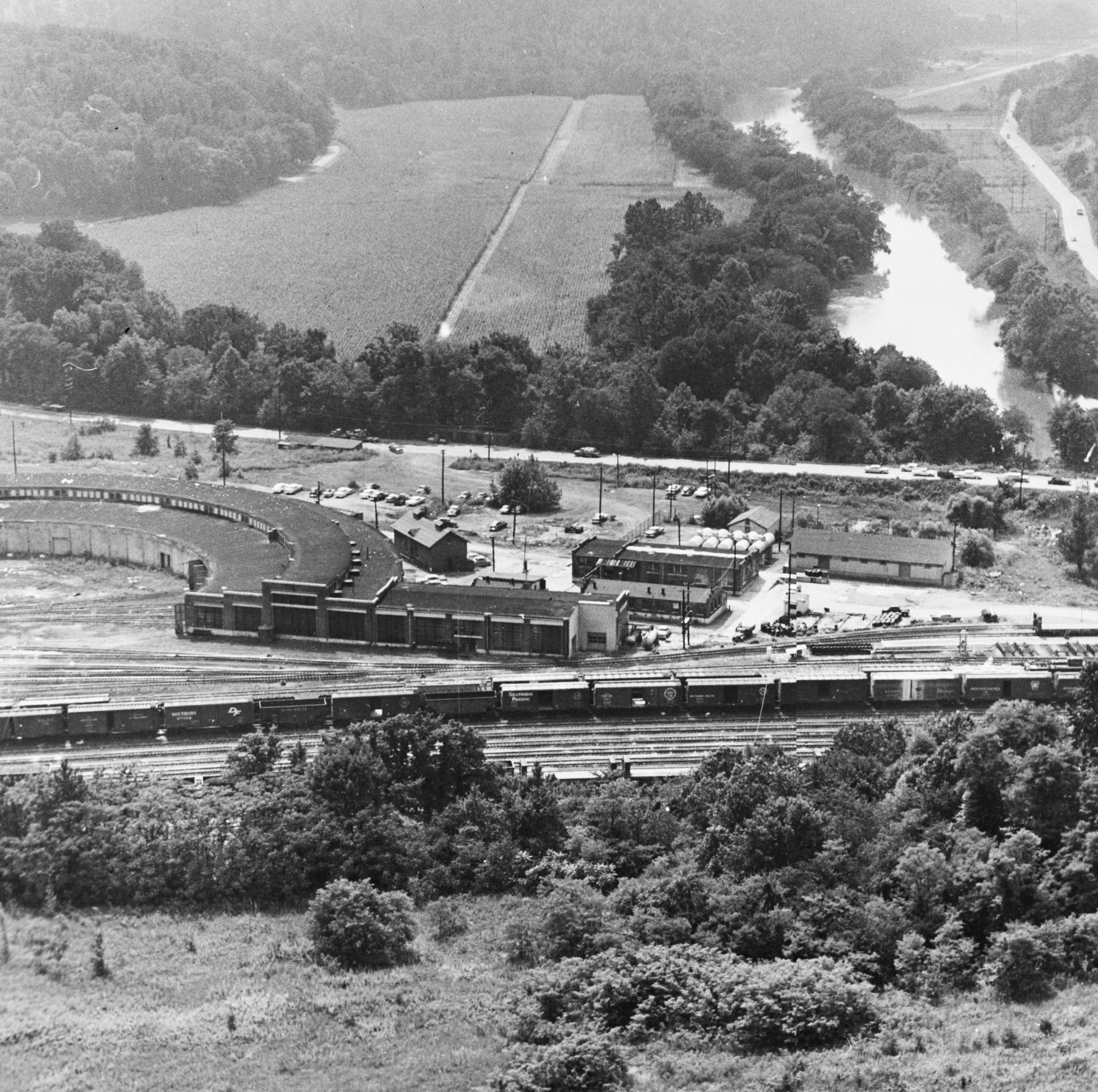 Visiting Our Past: West Asheville's railroaders came 'round the mountain